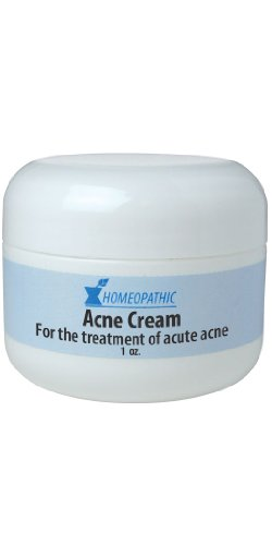 Botanic Choice Homeopathic Acne Cream, 0.1550 Pound