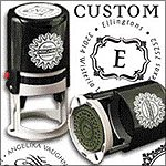 Self Inking Address Stamp, Custom Return Address Stamp - 38 Designs