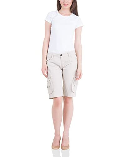 BIG STAR Amy Shorts  [Beige Chiaro]