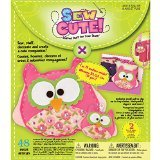 Westrim Sew Cute Craft Box Kit, Owl