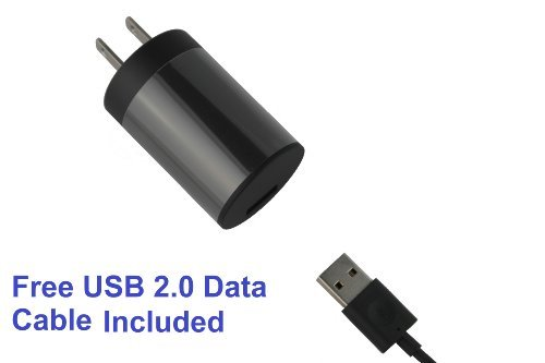 Brand New HP North American TouchPad Power Charger FB341AA#ABA For HP 9.7'' 16GB,32GB TouchPad Charger Power Adapter, Free Star Power USB 2.0 Data Cable Included- Bulk Packing (Hp Touchpad Usb Adapter compare prices)