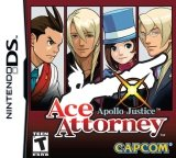 Apollo Justice Ace Attorney (DS 輸入版 北米) - Capcom