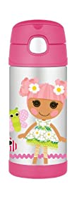 Thermos Funtainer Bottle, Lalaloopsy