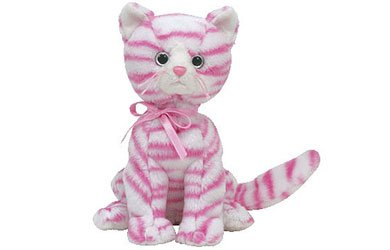 Ty Beanie Babies 2.0 Purry Striped Cat