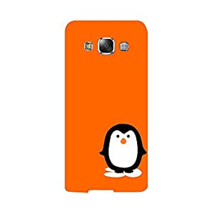 Digi Fashion Designer Back Cover with direct 3D sublimation printing for Samsung Galaxy E5