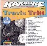 echange, troc Karaoke - Pro Artist: Travis Tritt