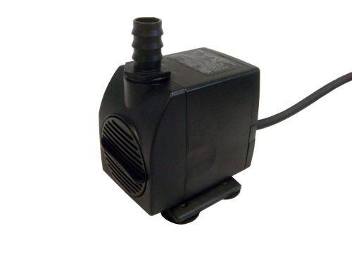 Pumpe Teichpumpe Wasserspielpumpe bis zu 1200 l/h Liter / Stunde, 21W