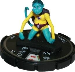 HeroClix: Gleek # 102 (Limited) - DC 75th Anniversary - 1