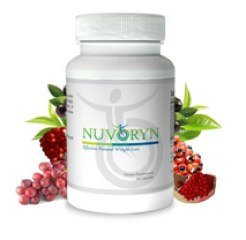 NUVORYN Effective 100% Natural Weight Loss, Suppress appetite& Burn calories (60 capsules)
