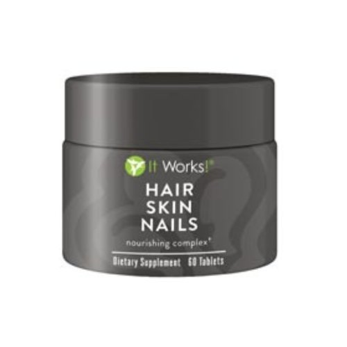 It Works! Hair Skin Nails Nourishing Complex Dietary ...