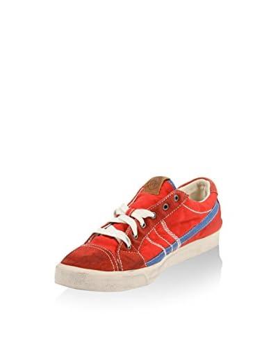 Diesel Zapatillas D-String Low Rojo