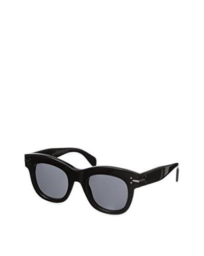 Celine Women's CL41079/S Sunglasses, Black