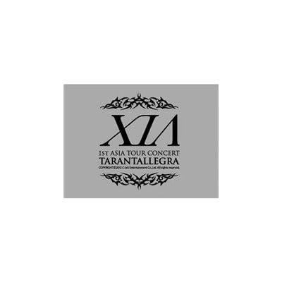 XIAジュンス アジアツアーコンサートTarantallegra 【3DVD + 108p写真集】+ (韓国盤)JYJ をAmazonでチェック!