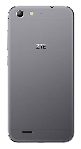 ZTE-Blade-L6-Smartphone-127-cm-5-Zoll-Display-8-Megapixel-Kamera-8-GB-Speicher-Grau