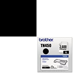 KITBRTTN450MER6794 - Value Kit - Merriam Webster Intermediate Dictionary (MER6794) and Brother TN450 TN-450 High-Yield Toner (BRTTN450)