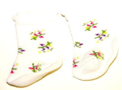 Buy American Girl Doll Clothes Pastel Flower Socks