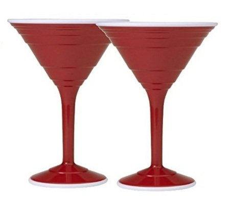 Red Cup Living 12Oz Cocktail Cup *Set Of 2*