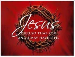 "Amazon.com : Christian Yard Sign - ""Jesus died so that"" Beautiful"