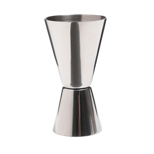 Kitchen Craft discount duty free Stainless Steel Dual Measure Spirit Measuring Cup