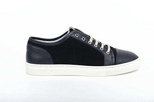 sneakers uomo Versace 19.69 Abbigliamento Sportivo Srl Milano Italia mens sneaker 5323 vitello alce bott - blu camoscio navy -- 42 eur - 9 us