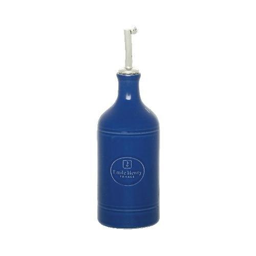 Emile HENRY - Huilier verseur bleu Azur 0,45 L