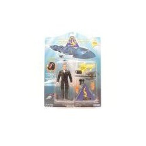SeaQuest DSV Captain Nathan Hale Bridger Action Figure - 1