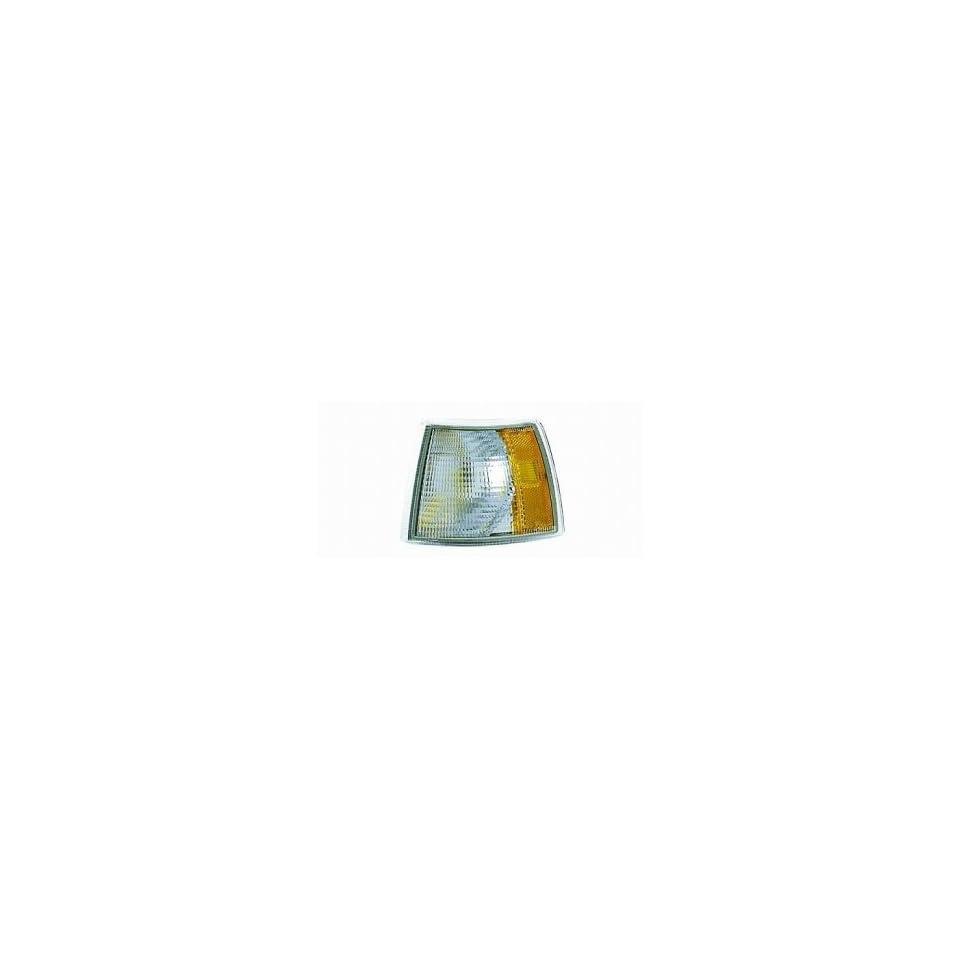 93 97 Volvo 850 Front Marker/Park/Signal Light (Driver Side) (1993 93 1994 94 1995 95 1996 96 1997 97) 6817769 0 Headlamp Left