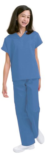 Landa (Womens Scrub Nurse Costumes)