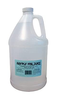 1 Gallon DJ Party Event Lighting Fog Juice for Fog Machines USA MADE - Premium Thick Fog Juice from Simply Solutions, LLC