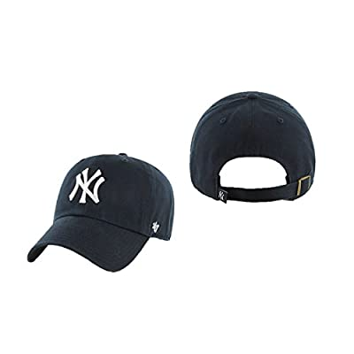 New York Yankees Adjustable Clean Up Hat