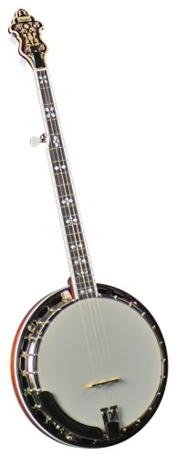 Flinthill Fhb-280 Banjo, Natural
