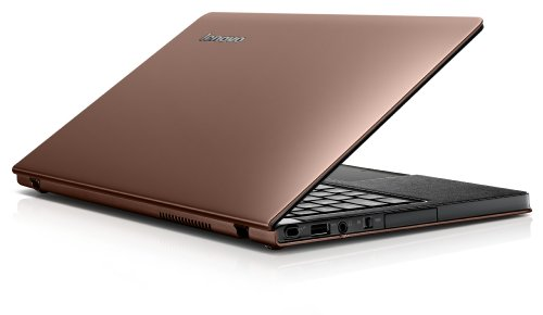 Lenovo IdeaPad U260 08763BU 12.5-Inch Ultraportable Laptop (Mocha Brown)