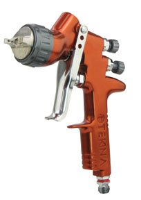 Devilbiss (DEV703488) Tekna Copper Limited Edition HE Gravity Uncupped Spray Gun