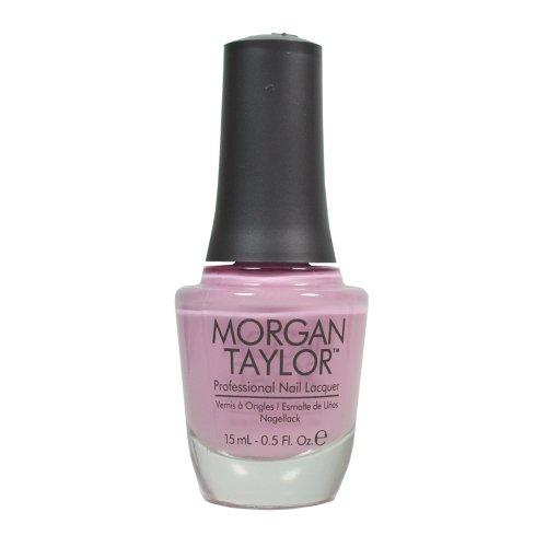 Morgan & Taylor Nail Polish Lacquer 50010 Make Me Blush .5oz (Make Blush compare prices)
