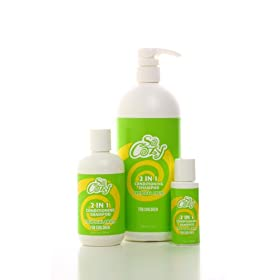 So Cozy Tropical Fruit 2 in 1 Conditioning Shampoo 32oz