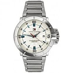 Tommy Hilfiger Analog Silver Dial Mens Watch - NTH1790468J