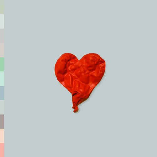 Kanye West - 808s & Heartbreak [VINYL] - Zortam Music