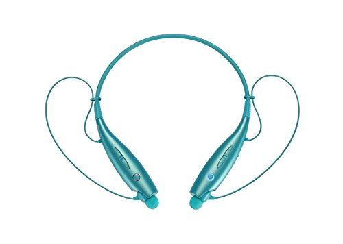 Lg Electronics Tone+ Hbs-730 Bluetooth Headset - Retail Packaging - Teal