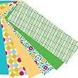"Martha Stewart Paper Pad 4""x 12"" Brights"