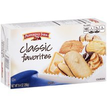 Pepperidge Farm Cookies Classic Favorites