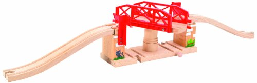 Janod Story - Rotating Bridge Set - 1