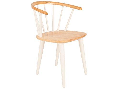 Stuhl Gee Weiß 2er-Set