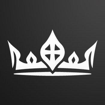 Royal Crown Chess Queen King Kingdom ... White (10 X 5.1 inch) ZZ2X4