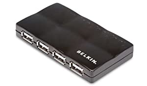 Belkin Ultra-Slim USB 2.0 Desktop Hub from BEAX7