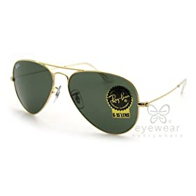 Ray-Ban RB 3025 Aviator (Large) sunglasses