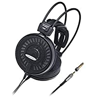 Audio-Technica ATH-AD1000X Audiophile Open-Air Dynamic Headphones (Black)
