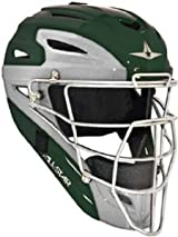 All-Star MVP2510TT System Seven™ Sharp Two Tone Youth Baseball Catcher's Helmet (Call 1-800-327-0074 to order)