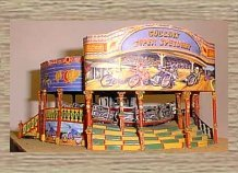 OO Scale Model (1/76th) Scale Model Kit Coronation Speedway Ride This item is NOT a TOY - Please Read Full Product Description.