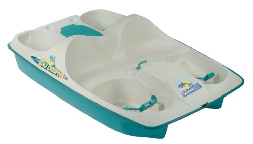 KL Industries Sun Dolphin 5 Person Pedal Boat