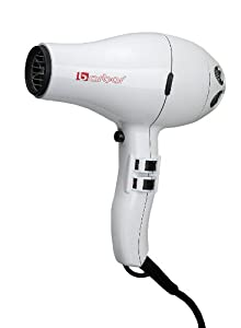 Barbar Italy 4800 Ionic Blow Dryer, White